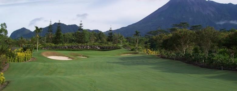 Mount Merapi Golf Course, Indonesia
