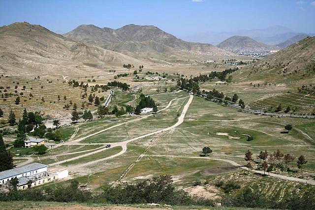 Kabul Golf Club, Qargha, Afghanistan