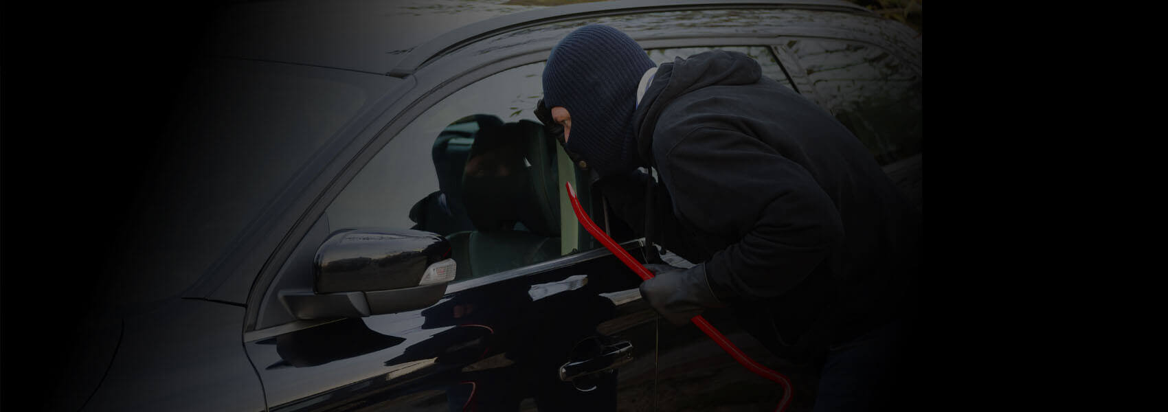 24 hour cover for theft of equipment from all vehicles as standard