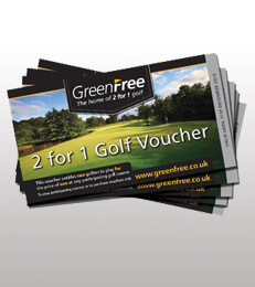 Five GreenFree 2 for 1 
