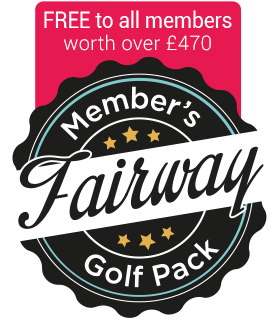 Member's Fairway Golf Pack